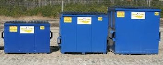 dumpster bins for rent in st petersburg clearwater florida